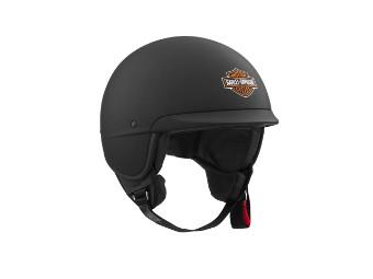 Helm Hightail B&S Black Orange