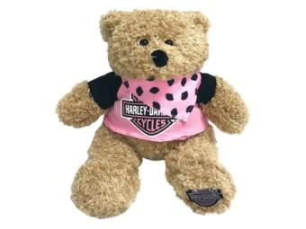 Harley Teddybär Girl Babe