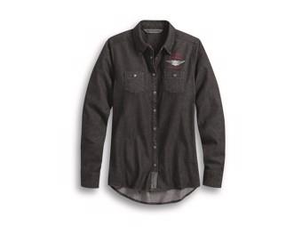 Jeansbluse #1 Denim Shirt