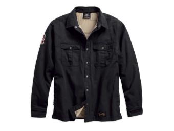 Langarmhemd #1 Classics Shirt Jacket