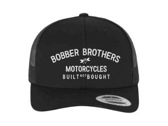 Bobber Trucker Cap Built Not Bought
