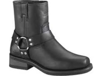 Stiefel El Paso schwarz