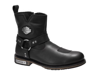 Stiefel Conklin schwarz