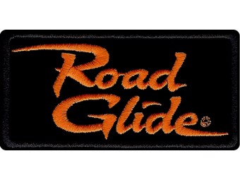 Aufnäher Road Glide