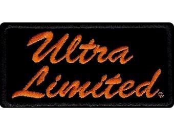 Aufnäher Ultra Limited