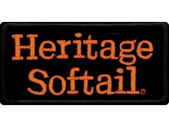 Aufnäher Heritage Softail