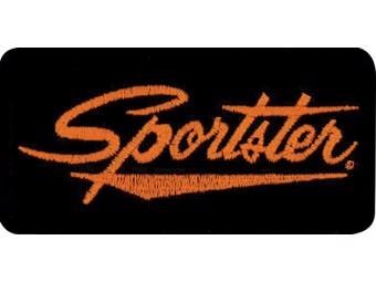 Aufnäher Sportster