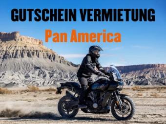 Pan America Vermietung Geschenkgutschein