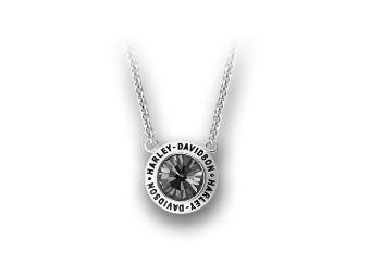 Halskette Crystal H-D