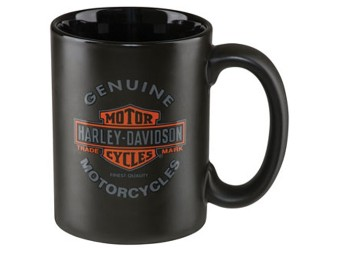 Becher Genuine Motorcycling Trademark