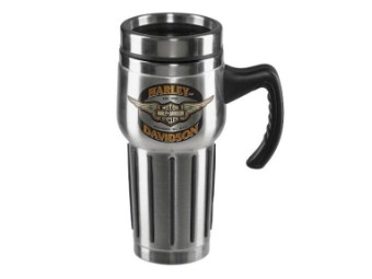 Coffee to Go Becher H-D Winged