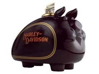 Spardose H-D Classic HOG