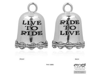 Glocke Live to Ride