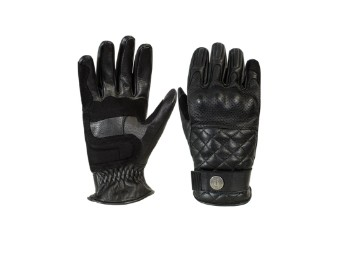 Handschuh Tracker schwarz
