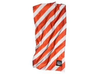 Halstuch John Doe Stripes red