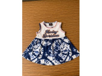 Harley-Davodson baby Kleidchen und Shorts Mädchen