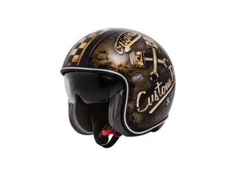 Helm Vintage OP 9 BM
