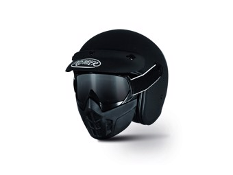 Harley-Davidson Jethelm Mask