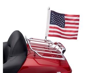 Premium USA-Flaggenkit