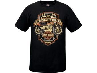 T-Shirt Race Side