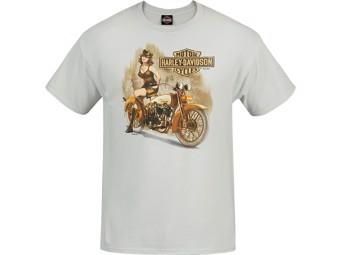 T-Shirt Waiting