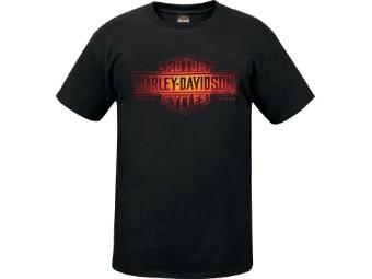T-Shirt Black Lit
