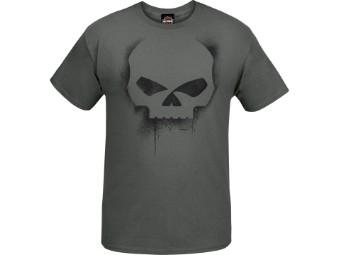 T-Shirt Over Spray