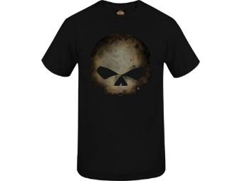 T-Shirt Flayed Skull
