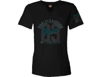 T-Shirt Est 03 Turquoise