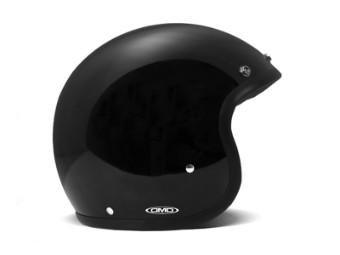 Vintage Helm schwarz DMD