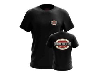 Bobber T-Shirt Vintage Logo