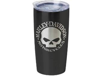 Coffee to go Becher Skull