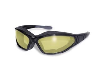 Brille Ultra gelb