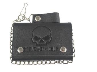 Geldbörse HD Skull