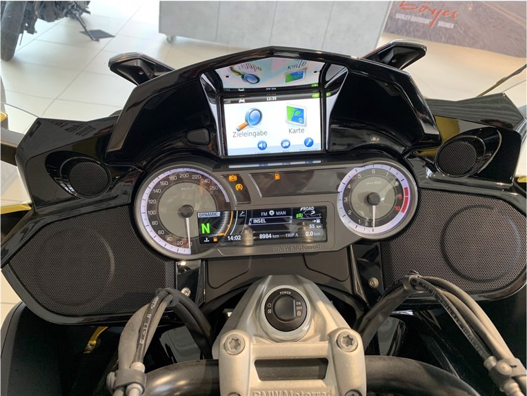 BMW K 1600 Grand America, WB10F5101JZG11372