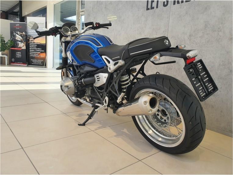 BMW R NINE T Pure /5, WB10J1108LZ727384