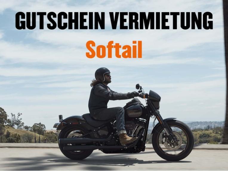 Gutschein Bikes Softail