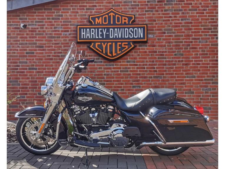 HARLEY-DAVIDSON FLHR Road King, 5HD1FBC46MS639708