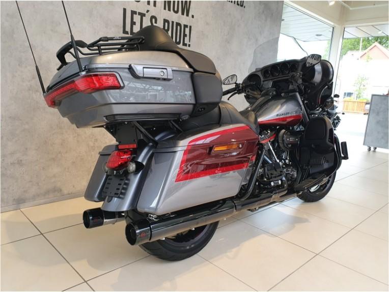 HARLEY-DAVIDSON FLHTK CVO Ultra Limited, 5HD1TEHC6KB957111