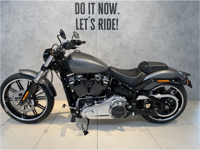 Harley-Davidson FXBRS Softail Breakout, 5HD1