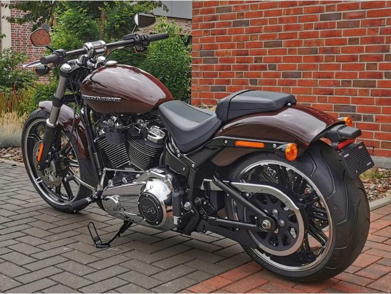 Harley-Davidson FXBRS Softail Breakout, 5HD1YHK43MS043809