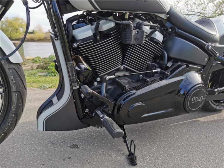 Harley-Davidson FXBRS Softail Breakout, 5HD1YHK46LS073109