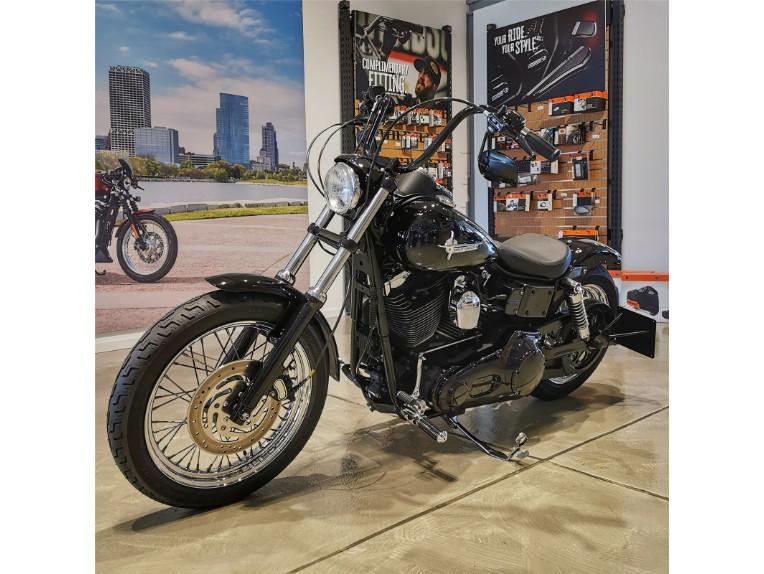 HARLEY-DAVIDSON FXDL Dyna Low Rider, 1HD1GDV191Y323473