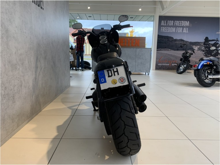 HARLEY-DAVIDSON FXLRS Low Rider S, 5HD1YWK40LS038151