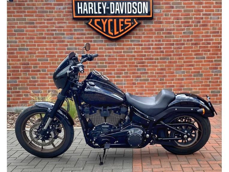 HARLEY-DAVIDSON FXLRS Low Rider S, 5HD1YWK42LS037082