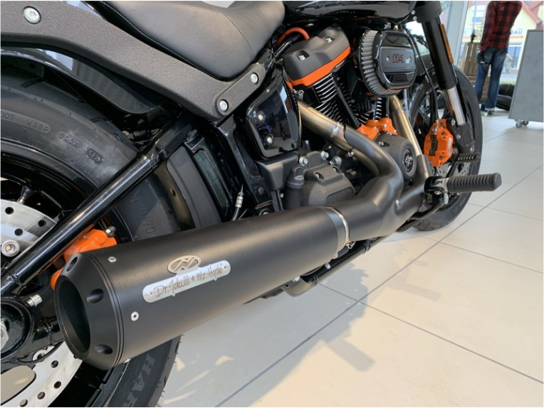 HARLEY-DAVIDSON FXLRS Low Rider S Orange, 5HD1YWK49LS057183