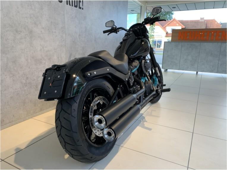 HARLEY-DAVIDSON FXLRS Low Rider S Turquoise, 5HD1YWK45LS055852