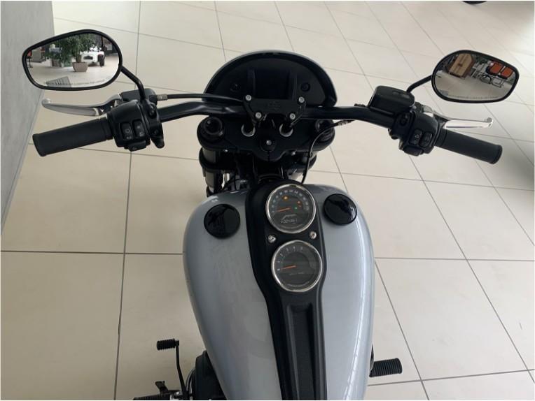 HARLEY-DAVIDSON FXLRS Softail Low Rider S, 5HD1YWK40LB024816
