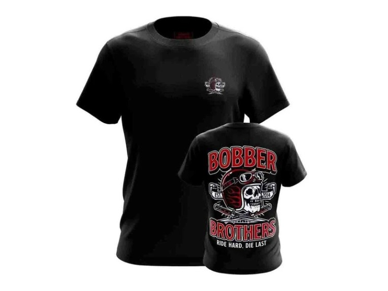 T-Shirt Ride Hard, Die Last