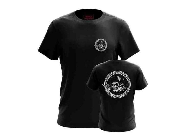 T-Shirt Round Logo